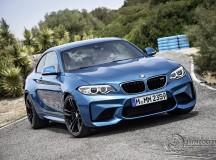 2016 BMW M2 Coupe Starts Sales Next April, Prices Announced