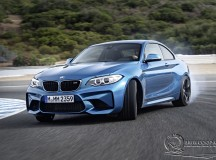 2016 BMW M2 Coupe Officially Launched