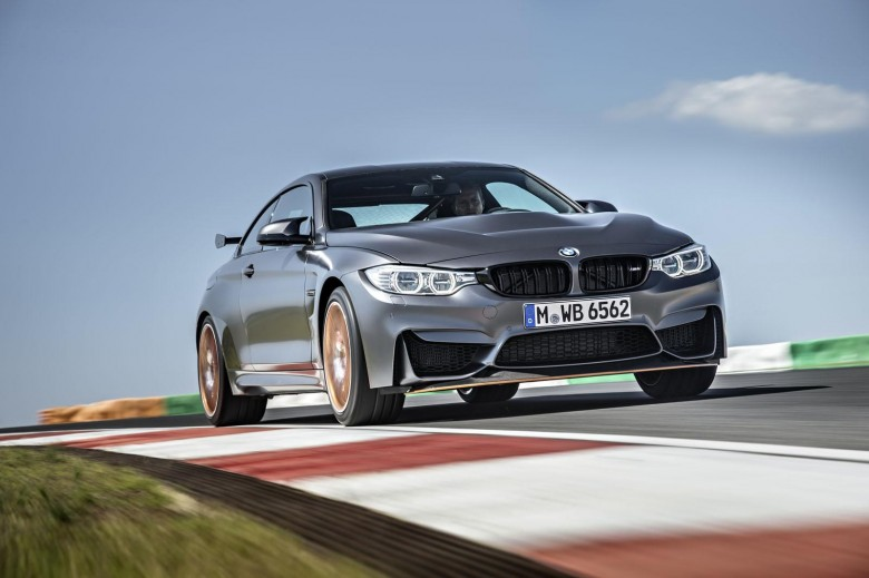 BMW M4 GTS Price Announced in Germany