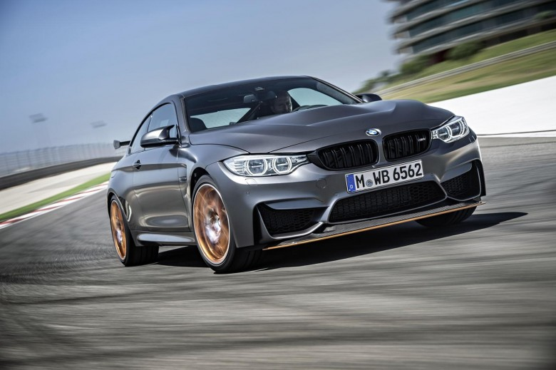 BMW M4 GTS Is Finally Here, Goes to 2015 Tokyo Motor Show, Impressive Gallery Released