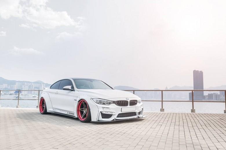 BMW M4 Liberty Walk by Reinart Design