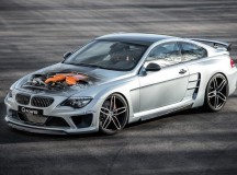BMW M6 Hurricane RRS by G-Power Comes with Whopping 1001 HP, Video Shows Impressive Acceleration
