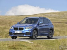 2016 BMW X1 Gets New Video Review