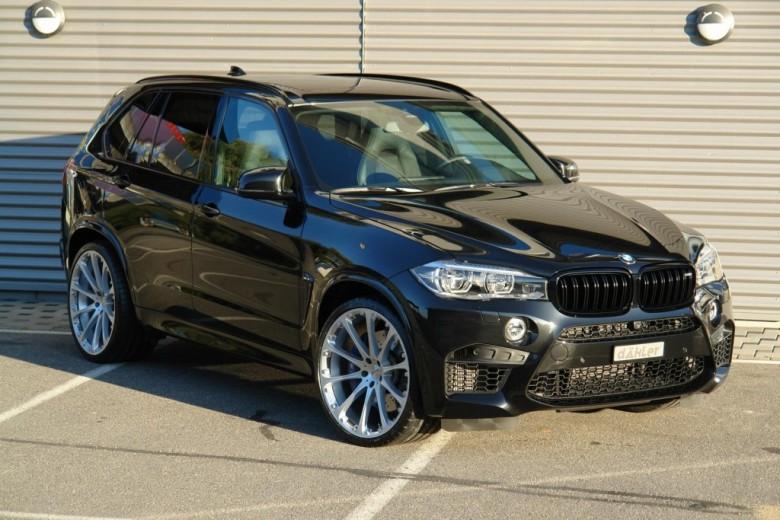 BMW X5 M X6 Power Kit By Dahler