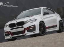 BMW X6 CLR R Kit by Lumma Design, Photo Gallery Revealed