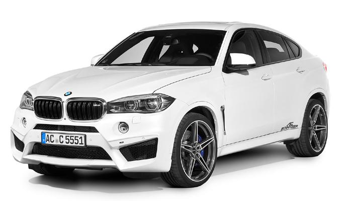 BMW X6M by AC Schnitzer