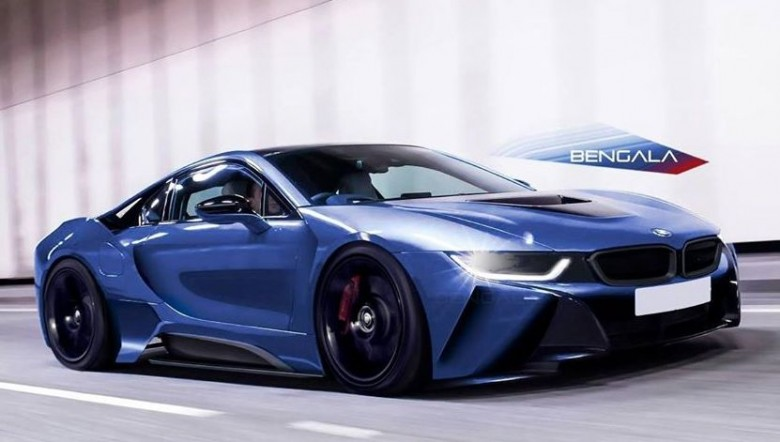 Bmw I8 By Bengala Rendered Online Bmwcoop
