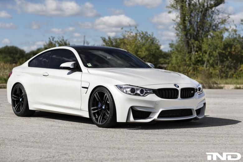 F82 BMW M4 by iND Distribution