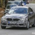 2016 BMW 3-Series GT Facelift Spy Shots (26)