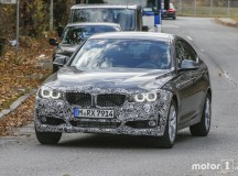 2016 BMW 3-Series GT Facelift Caught on Shots