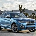 2016 BMW X4 M40i  (53)