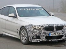 2017 BMW 3-Series Gran Tourismo Spy Shots Revealed