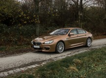 BMW 650i Gran Coupe xDrive by Noelle Motors, Brags with 622 Horsepower