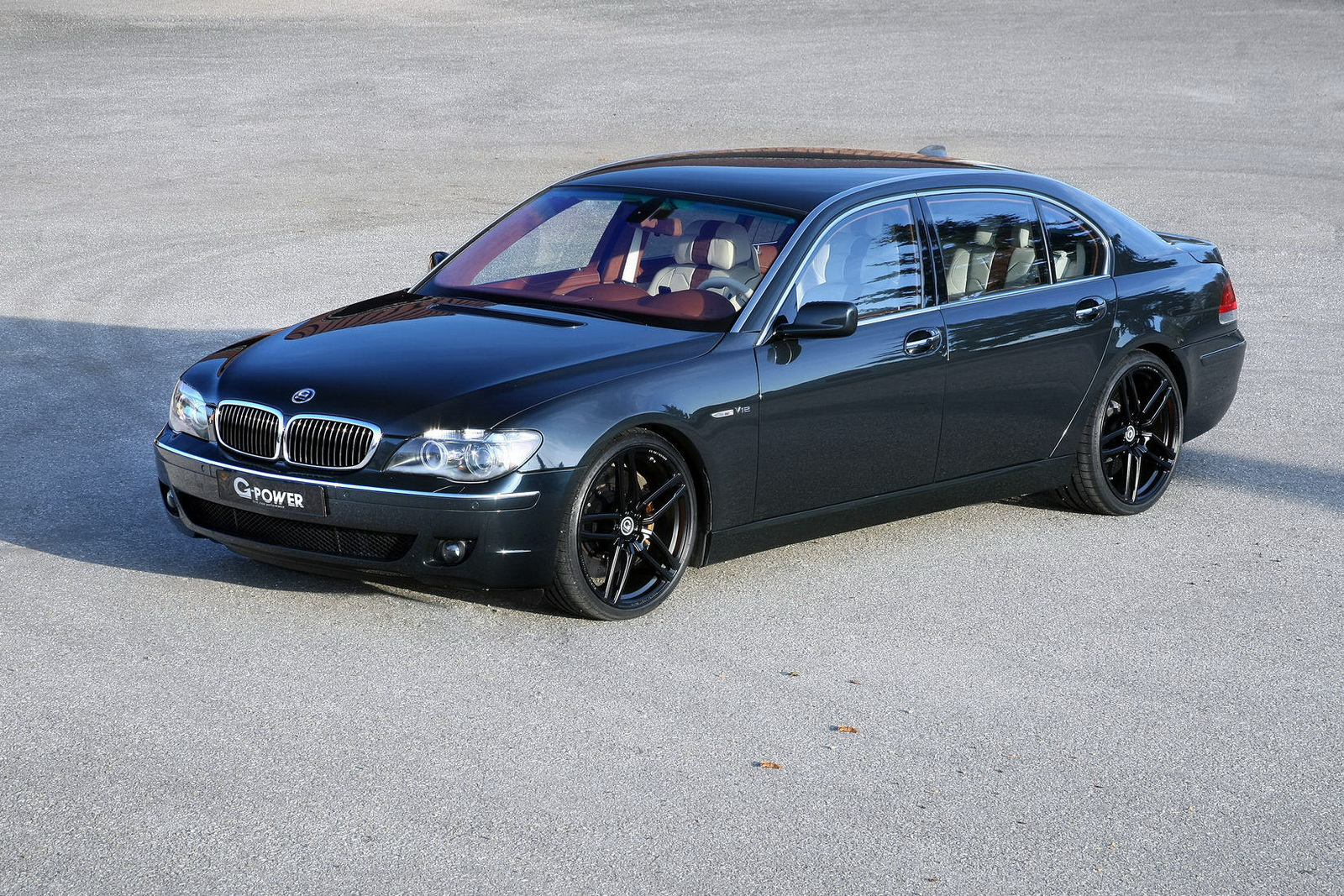 BMW 7 Series E65 Receives Cabin Updates Courtesy To G Power