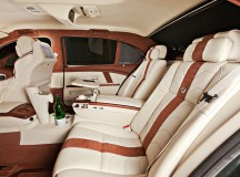 BMW 7-Series E65  Receives Cabin Updates Courtesy to G-Power