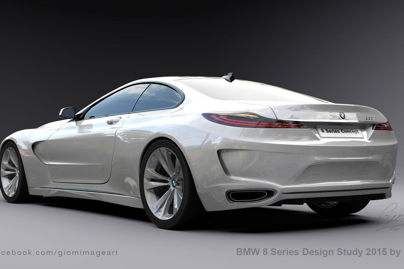 2018 bmw 8 series. modren bmw is also planning a 9series based on the nextgen rollsroyce phantom  with an engine lineup comprising 30liter petrol and diesel engines and 2018 bmw 8 series