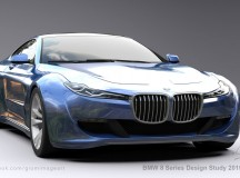 BMW 8-Series Concept Launched in Renderings