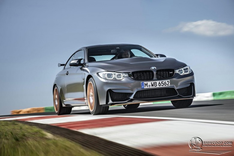2015 L.A. Auto Show: 2016 BMW M4 GTS Officially Launched