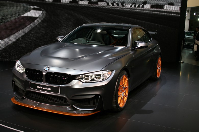 BMW Announced that All M4 GTSs Are Sold Out