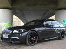 BMW M550d Power Kit by VOS