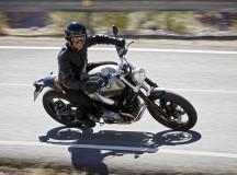 BMW R Nine T Scrambler Bike Is Out of the Box
