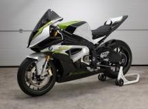 BMW Motorrad Launches eRR Bike