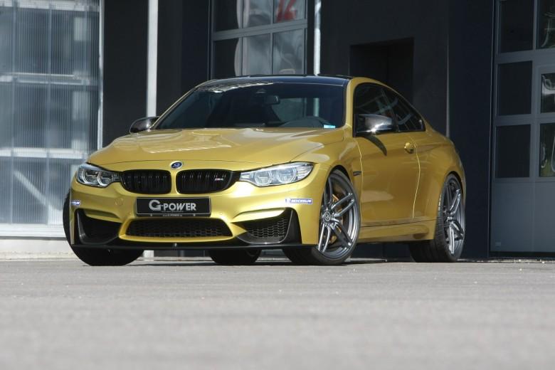 F82 BMW M4 by G-Power, Video Showcases Impressive Power