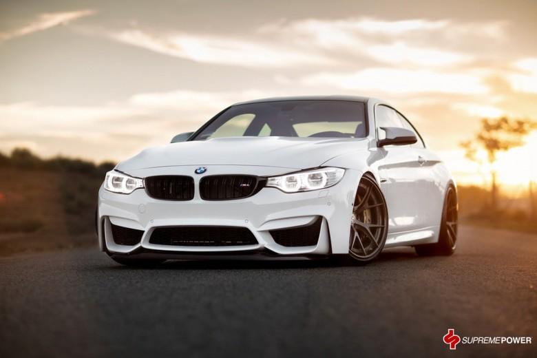 F82 BMW M4 by Supreme Power