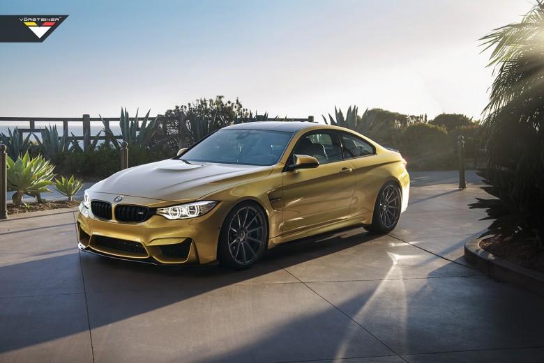 F82 BMW M4 by Vorsteiner Wheels