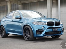F86 BMW X6 M by Hamann