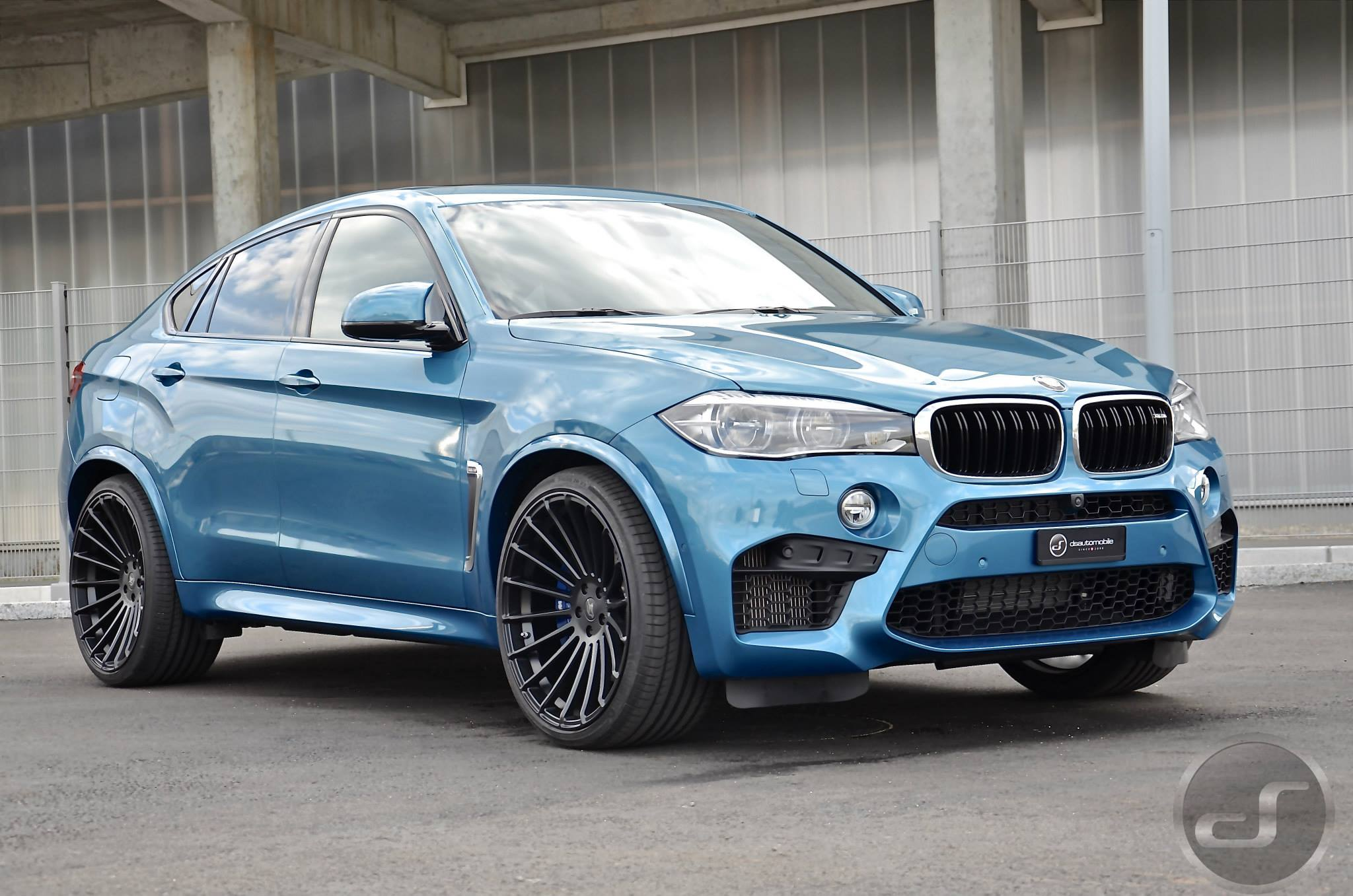 The post f86 bmw x6 m by hamann appeared first on bmwcoop bmw blog bmw news bmw reviews