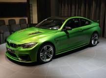 Java Screen F82 BMW M4 at BMW Abu Dhabi (1)
