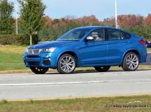Long Beach Blue BMW X4 M40i  (1)