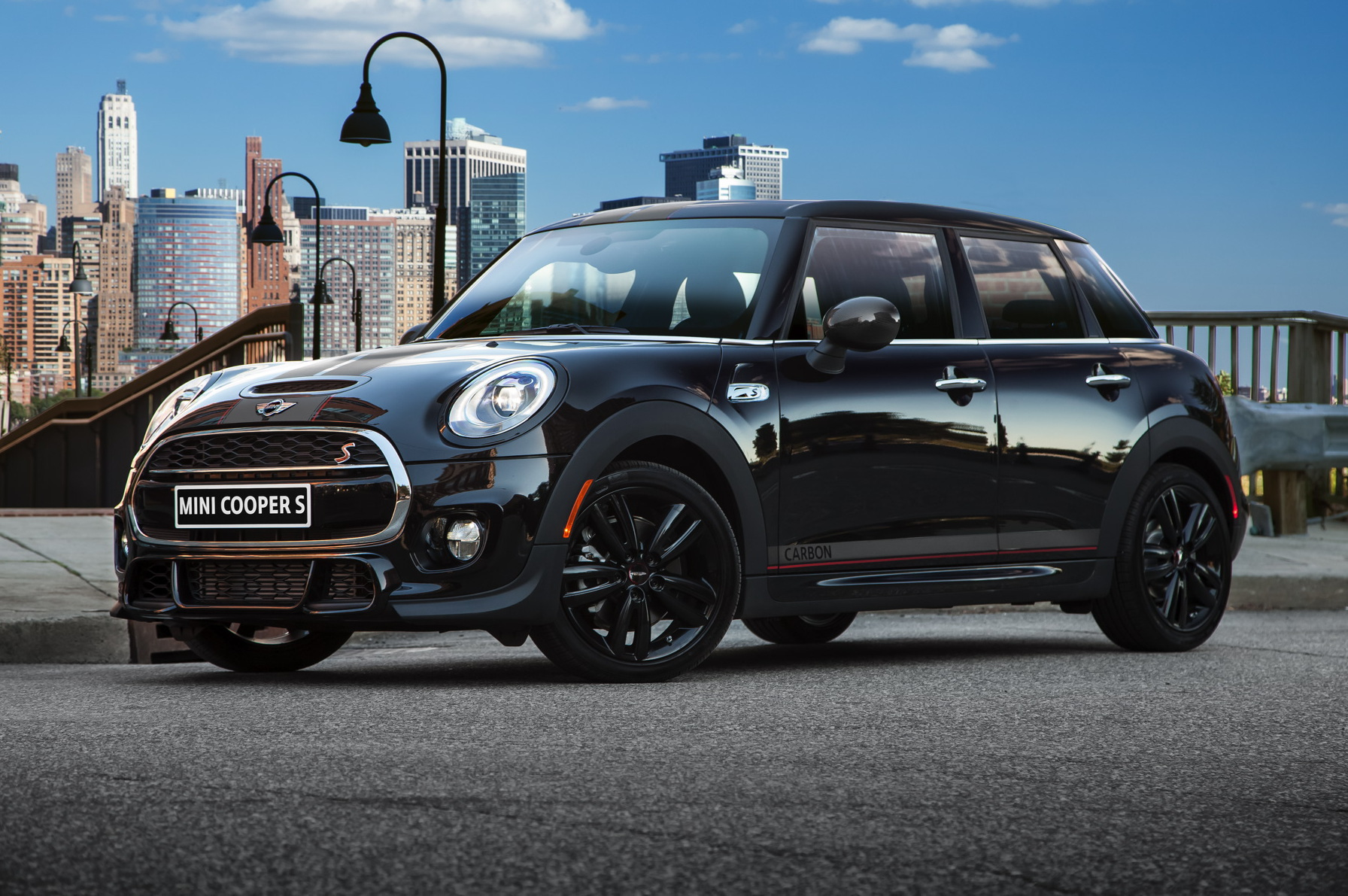Mini Usa Has Also Released Some Photos With The Gorgeous Cooper S Carbon Edition Which Can Be Ed And Reviewed Any Time You Feel Like