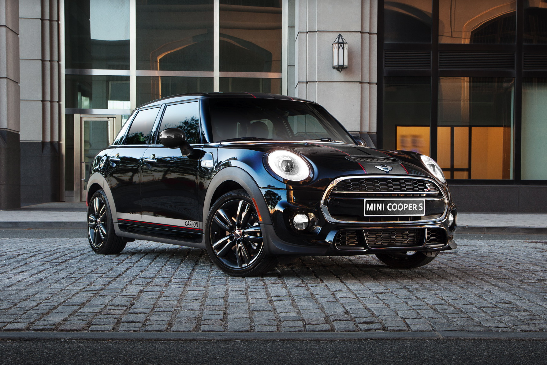 MINI USA MINI Cooper S Carbon Edition Available from $36 250