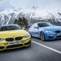 2015 BMW M3  BMW M4