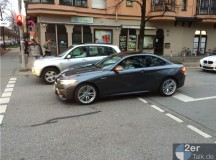 Video: 2016 BMW M2 Coupe Spotted in Mineral Grey