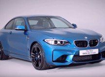 2016 BMW M2 Coupe Detailed in Walkaround Video