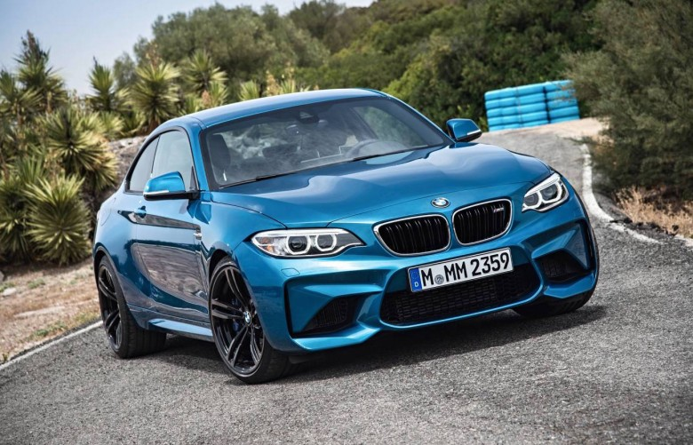 2016 BMW M2 Coupe – Prices Confirmed in Australia