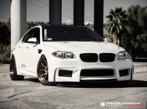 BMW M5 by Prior Design