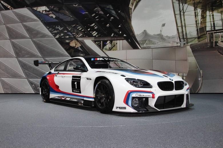 BMW M6 GT3 Delivered to Turner Motorsport
