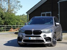 Manhart BMW X5M Outputs Whopping 700 HP