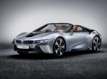 Updated Info: BMW i8 Spyder Might Be Presented at 2016 CES, Next January