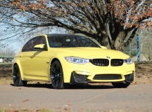 Dakar Yellow F80 BMW M3 Available for $66,750