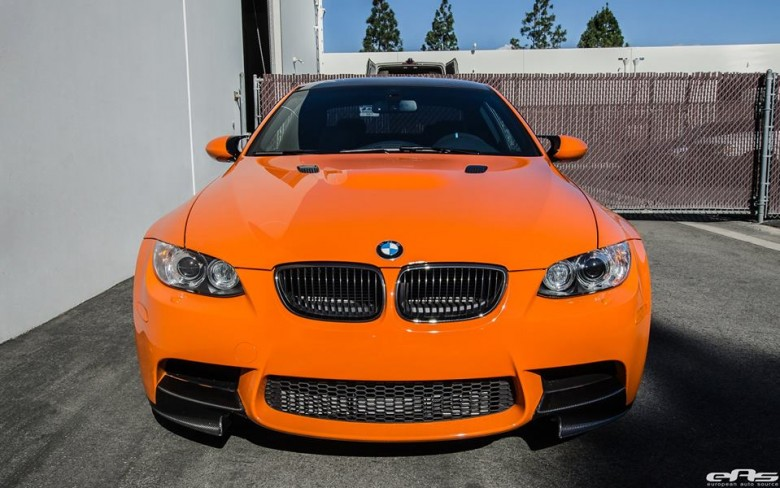 E92 BMW M3 Lime Rock Edition by EAS