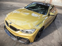 F82 BMW M4 Coupe by Carbonfiber Dynamics Unveiled at 2015 Essen Motor Show