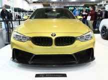 F82 BMW M4 by 3D Design, Presented at 2015 Essen Motor Show