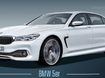 G30 BMW 5-Series Launched Online in New Rendering
