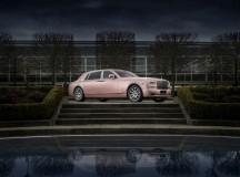 Rolls-Royce Sunrise Phantom Extended Wheelbase Breaks Cover