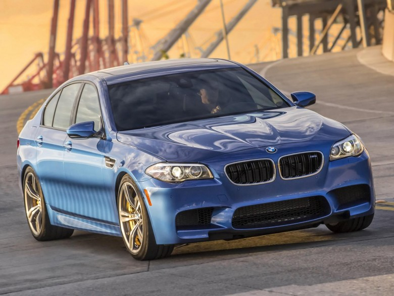 2018 BMW M5 Will Come with AWD